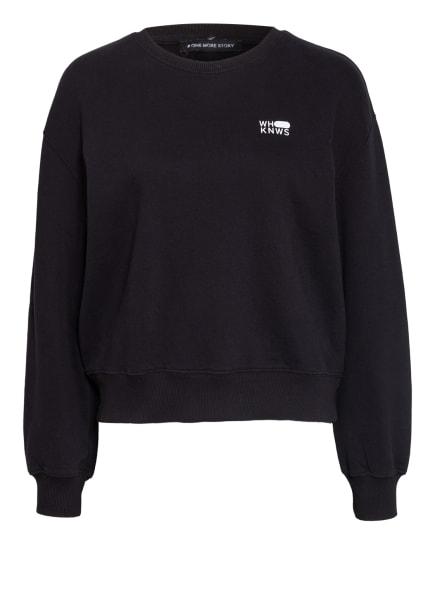 ONE MORE STORY Sweatshirt, Farbe: SCHWARZ (Bild 1)