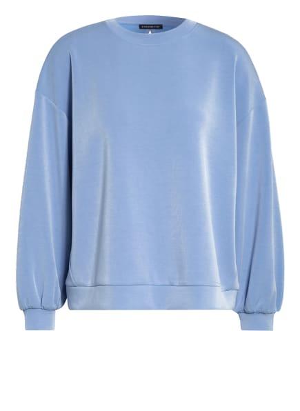ONE MORE STORY Sweatshirt mit Cut-out, Farbe: HELLBLAU (Bild 1)