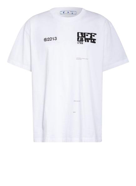 Off-White Oversized-Shirt, Farbe: WEISS/ SCHWARZ (Bild 1)