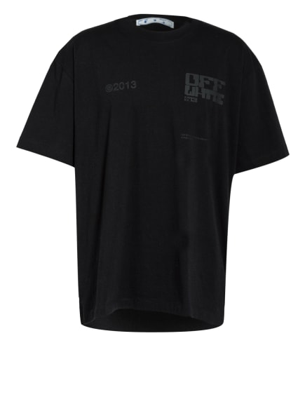 Off-White Oversized-Shirt, Farbe: BLACK BLACK (Bild 1)