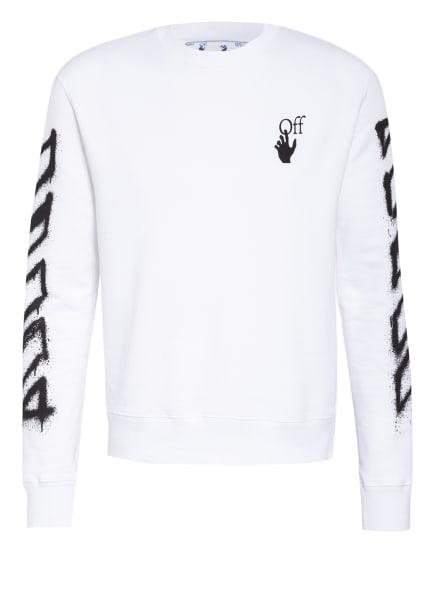 Off-White Sweatshirt, Farbe: WEISS/ SCHWARZ (Bild 1)