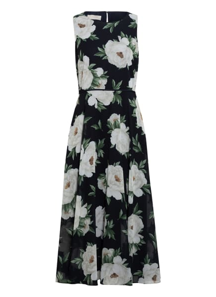 HOBBS Kleid CARLY, Farbe: DUNKELBLAU/ CREME/ GRÜN (Bild 1)
