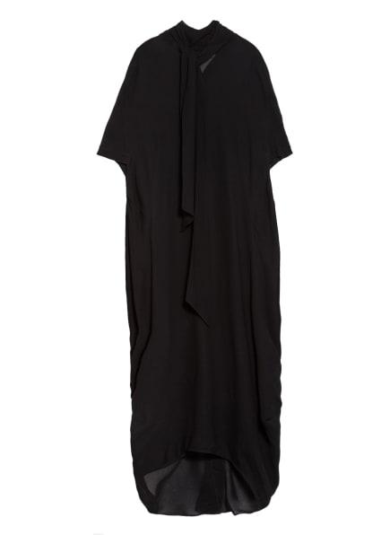 PETAR PETROV Oversized-Kleid ARNINA mit Schluppe, Farbe: SCHWARZ (Bild 1)