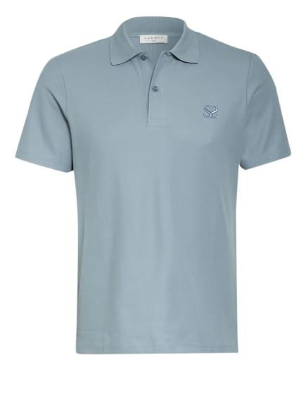 sandro Piqué-Poloshirt , Farbe: HELLBLAU (Bild 1)