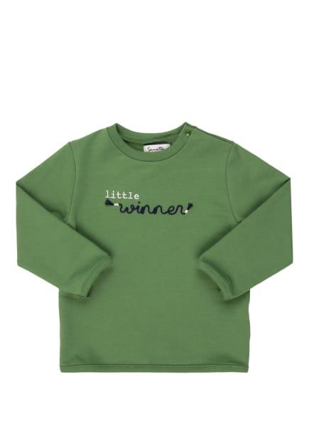 Sanetta FIFTYSEVEN Sweatshirt, Farbe: GRÜN (Bild 1)