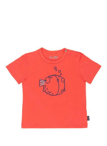 Sanetta KIDSWEAR T-Shirt, Farbe: ROT (Bild 1)