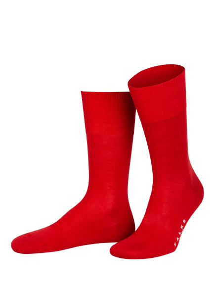 FALKE Socken AIRPORT, Farbe: 8120 SCARLET (Bild 1)