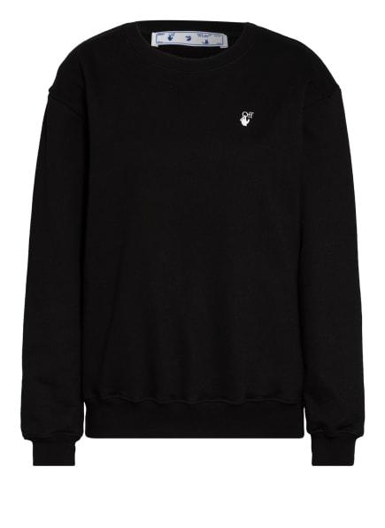 Off-White Sweatshirt , Farbe: SCHWARZ (Bild 1)