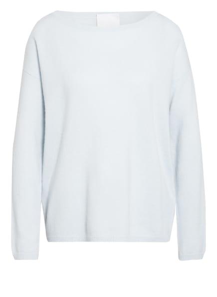 ALLUDE Cashmere-Pullover, Farbe: HELLBLAU/ BLAU (Bild 1)
