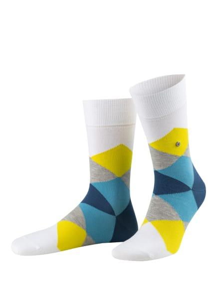 Burlington Socken CLYDE, Farbe: 2002 WHITE (Bild 1)