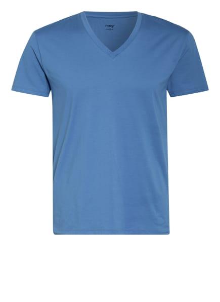 mey V-Shirt Serie DRY COTTON , Farbe: HELLBLAU (Bild 1)
