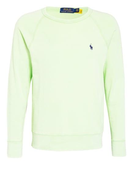 POLO RALPH LAUREN Sweatshirt, Farbe: HELLGRÜN (Bild 1)