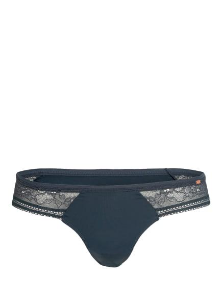 Skiny Slip INSPIRE LACE, Farbe: DUNKELBLAU (Bild 1)