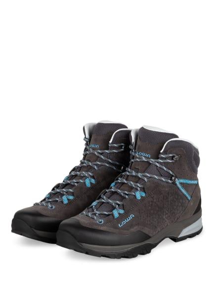 LOWA Outdoor-Schuhe SASSA LL MID, Farbe: BLAU/ DUNKELGRAU (Bild 1)