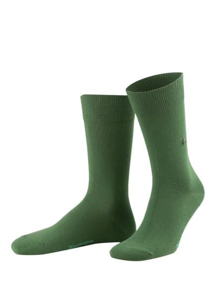 Burlington Strümpfe LORD, Farbe: 7746 khaki green (Bild 1)