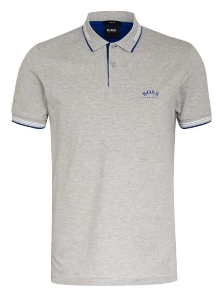 BOSS Piqué-Poloshirt PAUL Slim Fit , Farbe: HELLGRAU (Bild 1)