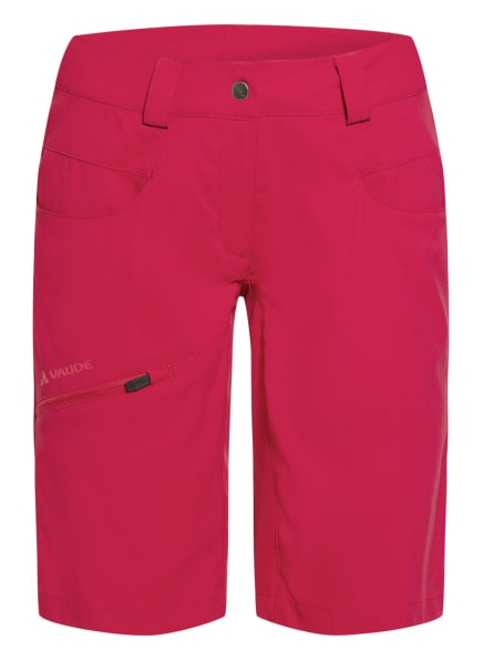 VAUDE Outdoor-Shorts SKARVAN, Farbe: FUCHSIA (Bild 1)