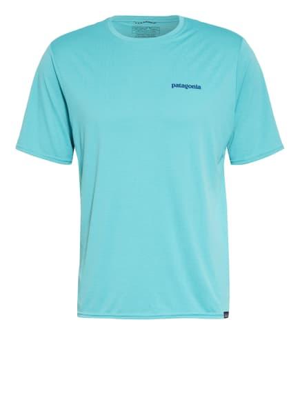 patagonia T-Shirt, Farbe: TÜRKIS (Bild 1)