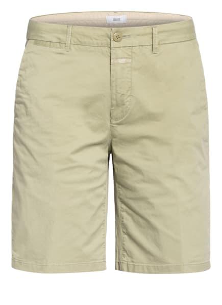 CLOSED Shorts HOLDEN, Farbe: HELLGRÜN (Bild 1)