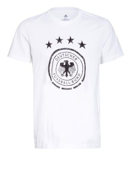 adidas T-Shirt , Farbe: WEISS (Bild 1)