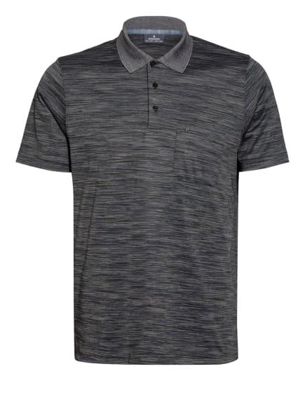 RAGMAN Jersey-Poloshirt, Farbe: DUNKELGRAU (Bild 1)
