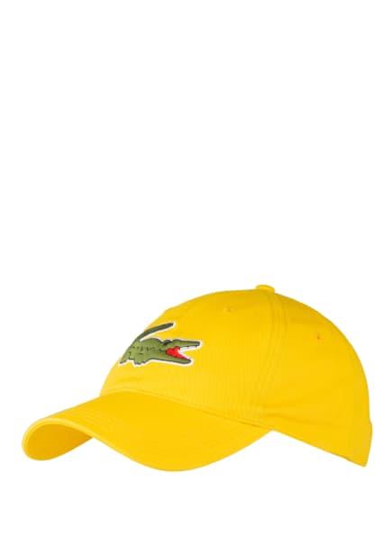 LACOSTE Cap, Farbe: GELB (Bild 1)