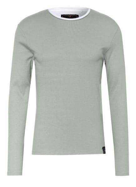KEY LARGO Pullover SARASOTA, Farbe: HELLGRÜN (Bild 1)