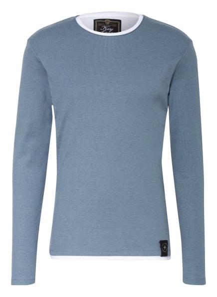 KEY LARGO Pullover SARASOTA, Farbe: BLAUGRAU (Bild 1)