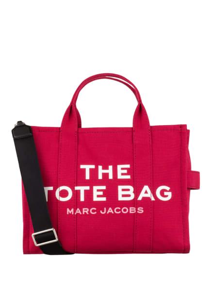 MARC JACOBS Shopper TRAVELLER, Farbe: PINK/ WEISS (Bild 1)
