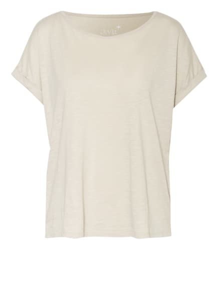 Juvia T-Shirt, Farbe: HELLGRÜN/ CREME (Bild 1)