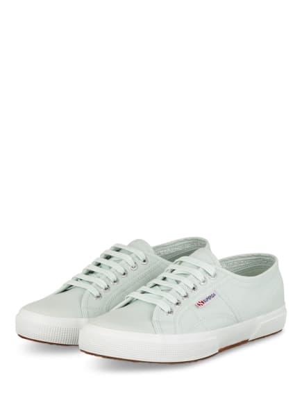 SUPERGA Sneaker 2750 COTU CLASSIC, Farbe: MINT (Bild 1)