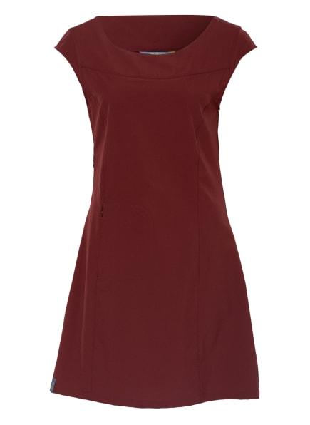 me°ru' Kleid CARTAGENA, Farbe: DUNKELROT (Bild 1)