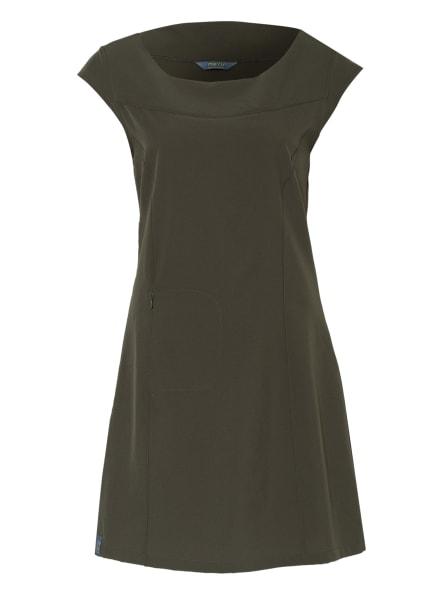 me°ru' Kleid CARTAGENA, Farbe: DUNKELGRÜN (Bild 1)