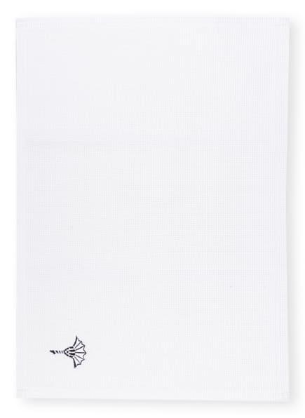 JOOP! Badematte CORNFLOWER SINGLE, Farbe: WEISS (Bild 1)