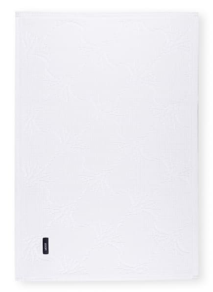 JOOP! Badematte NEW CORNFLOWER, Farbe: WEISS (Bild 1)
