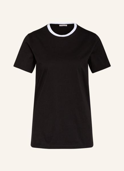 MONCLER T-Shirt GIROCOLLO, Farbe: SCHWARZ (Bild 1)