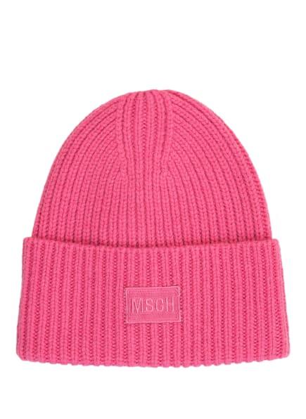 MOSS COPENHAGEN Mütze, Farbe: PINK (Bild 1)