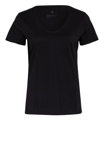 ARMEDANGELS T-Shirt HAADIA, Farbe: SCHWARZ (Bild 1)