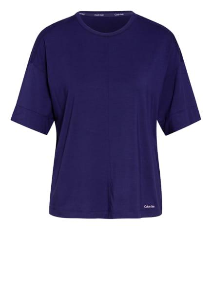 Calvin Klein Lounge-Shirt, Farbe: DUNKELLILA (Bild 1)