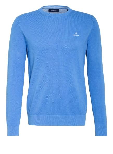 GANT Pullover, Farbe: HELLBLAU (Bild 1)