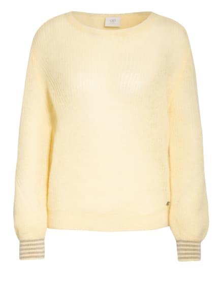 BOGNER Pullover ALIANA mit Mohair , Farbe: HELLGELB (Bild 1)