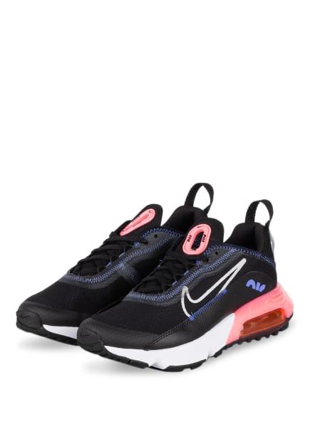 Nike Sneaker AIR MAX 2090, Farbe: SCHWARZ/ WEISS/ LILA (Bild 1)