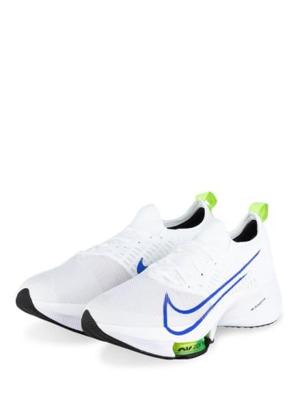 Nike Laufschuhe AIR ZOOM TEMPO NEXT%, Farbe: WEISS (Bild 1)