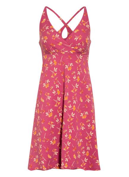 patagonia Kleid, Farbe: DUNKELROT/ BRAUN/ CREME (Bild 1)