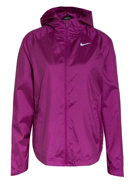 Nike Laufjacke ESSENTIAL RUN DIVISON, Farbe: FUCHSIA (Bild 1)