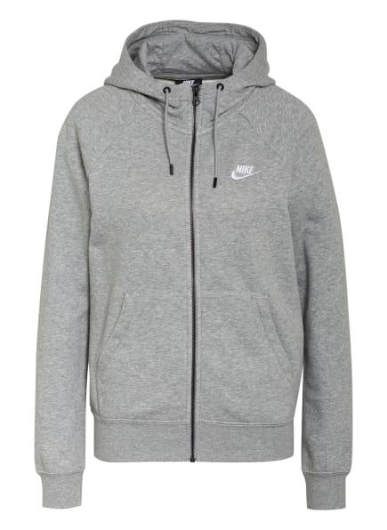 Nike Sweatjacke, Farbe: GRAU (Bild 1)