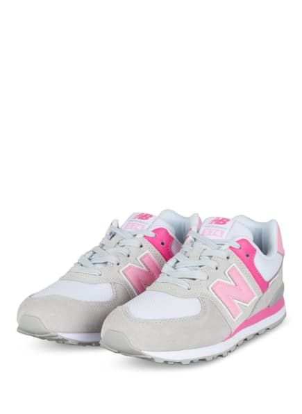 new balance Sneaker 574 , Farbe: WEISS/ CREME (Bild 1)