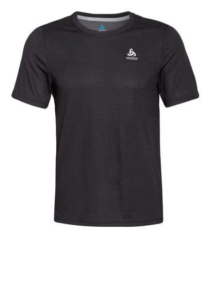 odlo T-Shirt F-DRY mit UV-Schutz 30+, Farbe: SCHWARZ (Bild 1)
