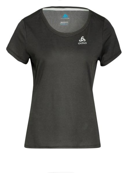 odlo T-Shirt F-DRY, Farbe: SCHWARZ (Bild 1)
