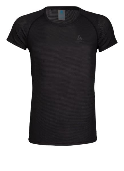 odlo Funktionswäsche-Shirt ACTIVE F-DRY LIGHT ECO, Farbe: SCHWARZ (Bild 1)
